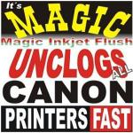 A1 Print Head Cleaning Kit for Canon, Magic Inkjet Flush Cleaner